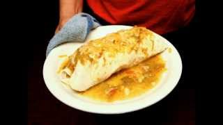 New Mexico's Best Breakfast Burrito