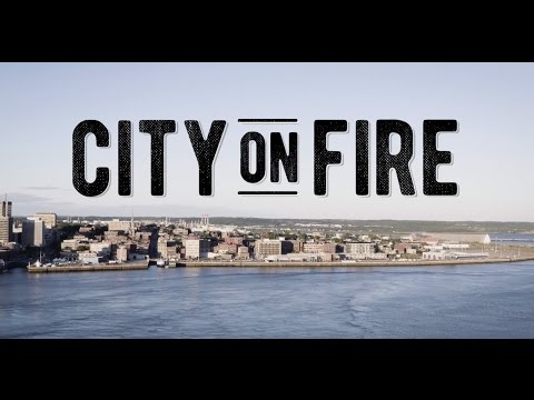 City on Fire CBC Cut HD (James Mullinger documentary)