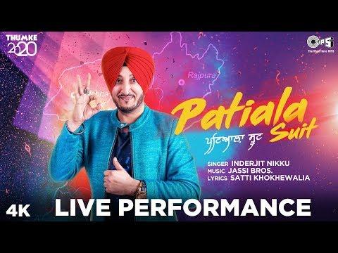 Latest Punjabi Song 2020 | PATIALA SUIT -Thumke 2020| Inderjit Nikku | Jassi Bros| Punjabi Song 2020 - Download full HD Video mp4