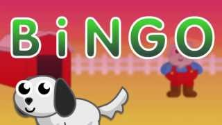 Bingo Was His Name-O song with lyrics