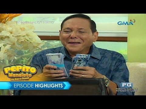 Pepito Manaloto: Bagong Tommy, marami ng money!