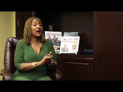 EXCLUSIVE: Calif. State Senator Holly J. Mitchell goes one-on-one