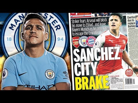 BREAKING: Manchester City To Complete £30M Transfer For Alexis Sanchez?! | W&L