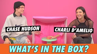 Charli D'Amelio vs. Chase Hudson - What's In The Box?