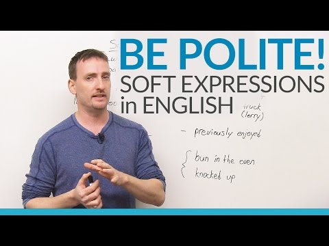 Learn POLITE expressions in English – Don't be RUDE!