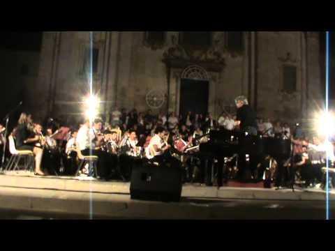 A Tubo Orchestra di Fiati del Conservatorio di Matera.MPG (video by Nicola Pastore)