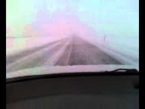 South Dakota Ice Storm and Blizzard