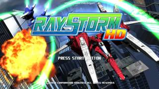 Stage 1 Raystorm HD PS3 PSN