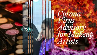 Corona Virus Advisory for Makeup Artists | English with Eng Subtitles