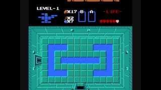 Let's Play Legend of Zelda (Swordless Run): Part 1