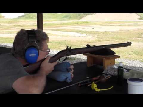 Shooting the Lyman Great Plains Rifle (GPR).