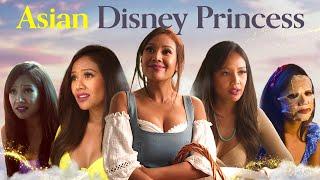 Asian Disney Princesses (How we feel about Raya)