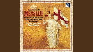 """Provided to YouTube by Universal Music Group Handel: Messiah, HWV 56 / Pt. 2 - 23. """"And with His stripes we are healed"""" · The English Concert · Trevor ..."""
