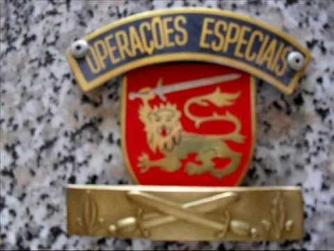 PORTUGUESE ARMY-  Forca de Operações Especiais -F O E - exercito