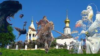 Куликовская битва: Пересвет, Храм в Городне на Волге