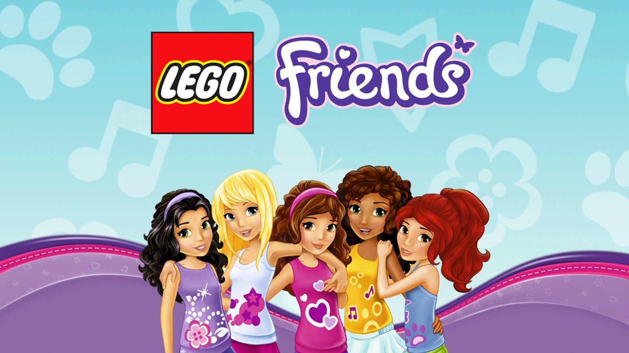 LEGO® Friends - Universal - HD Gameplay Trailer - YouTube