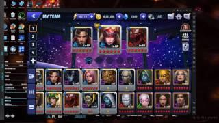 Marvel Future Fight-Are uniform upgrades hiding a greedy secret?