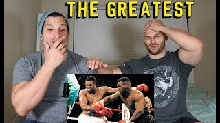 Legendary Boxer - Mike Tyson | Top 10 Best Knockouts [REACTION]