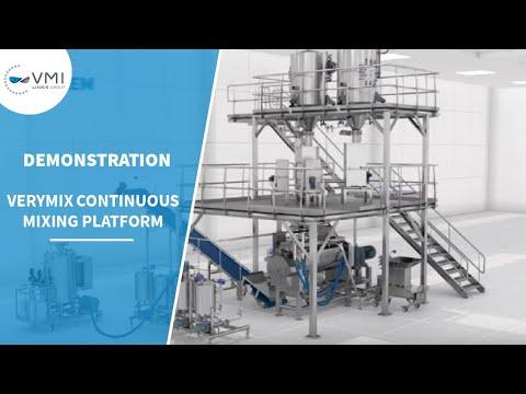VERYMIX Continuous Mixing Platform