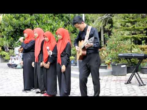Vocal Group Nidji Laskar Pelangi SMK N 1 Takengon ACEH