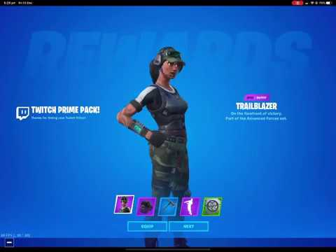 GETTING TWITCH PRIME PACK #2 IN SEASON 11!!