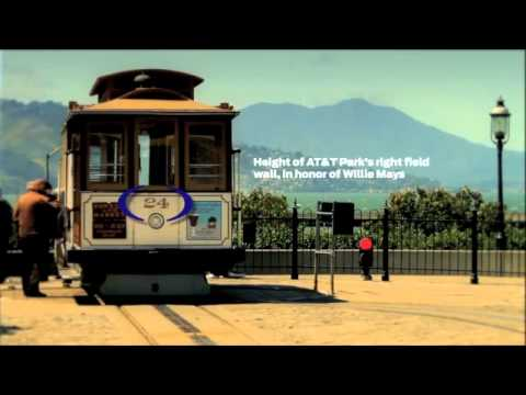 Comcast Sportsnet  Bay Area (Cable Car) TV Commercial