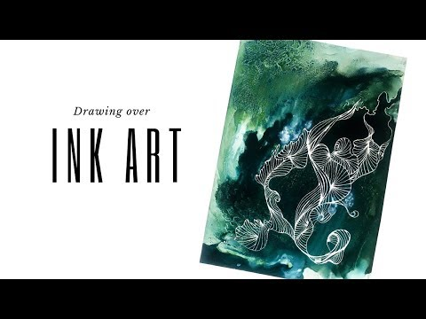Tutorial: Drawing over INK art thumbnail