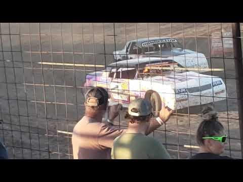 Hobby stock heat Salina Speedway 7.12