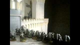 How To Build Minas Tirith 1/3 Как построить Минас Тирит 1/3