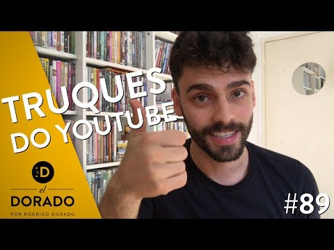 TRUQUES DO YOUTUBE - EP 89