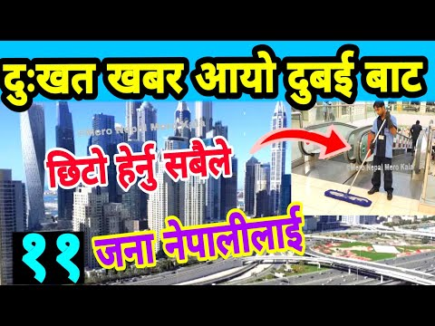 दुः*खत खबर आयो दुबई बाट लगडाउन लम्बीयो बैंक कैले खुल्छ Dubai ma Nepali UAE New Updates