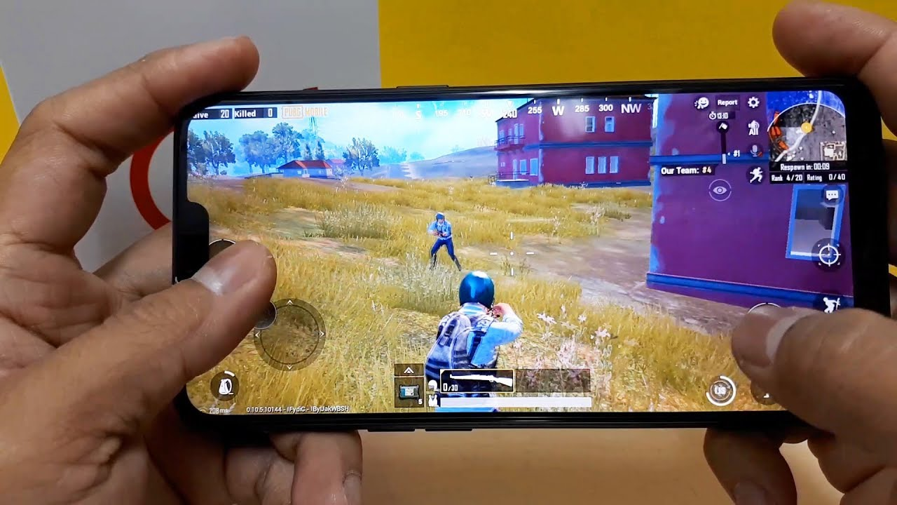 Mobile Games Test