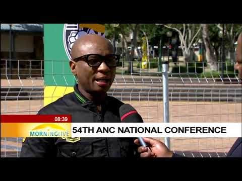 Zizi Kodwa on the readiness of the ANC's 54th conference