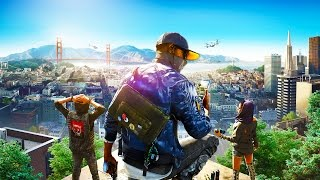 Watch Dogs 2: HACKING GOVERNMENT SERVERS - Watch Dogs 2 Cyber Driver - Watch Dogs 2 Funny Moments | HikePlays