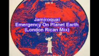 Jamiroquai - Emergency On Planet Earth (London Rican Mix) (Sony Soho Square 1994)