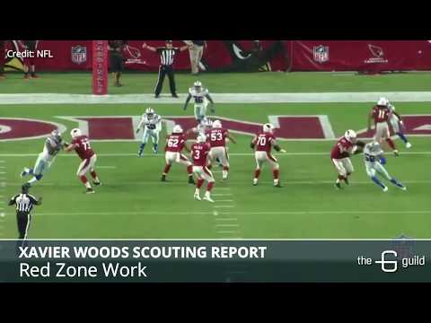 Xavier Woods: Is He a Future Stud At Safety For The Cowboys