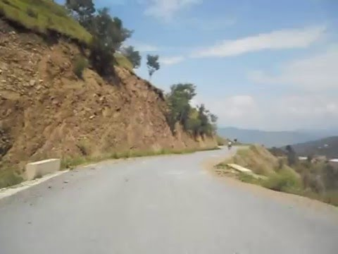 Tour From Thandiyani To Muzafarabad