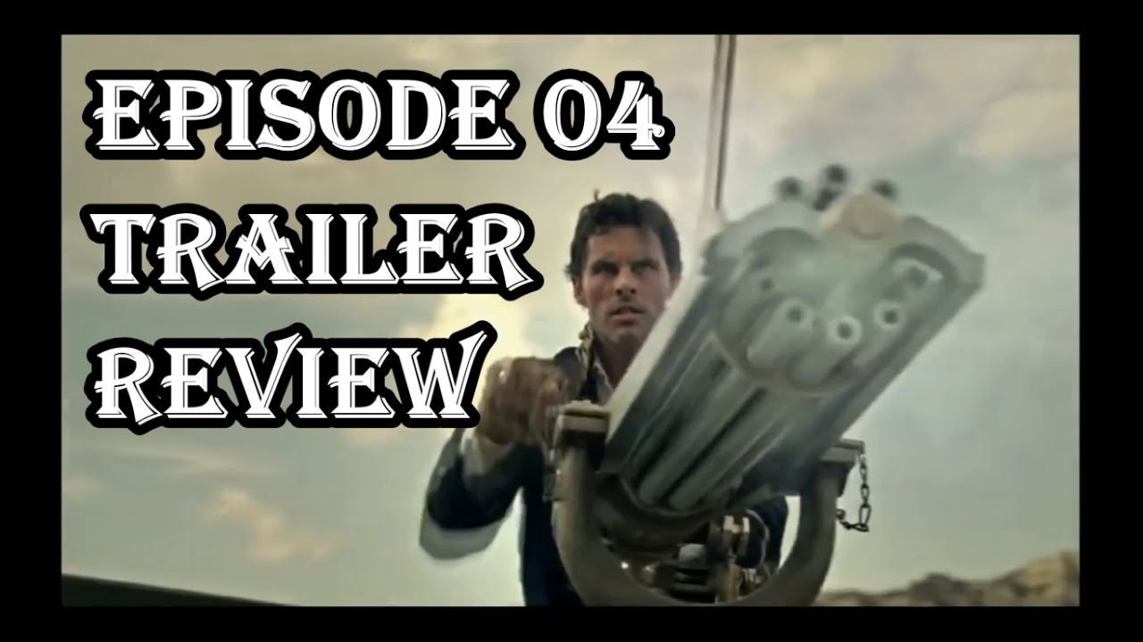 Westworld Trailer Season 1