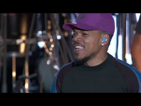 Chance The Rapper - Blessings & Work Out (Mac Miller: A Celebration of Life)