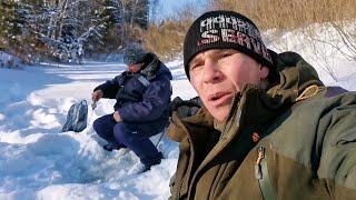 Зимняя рыбалка Очередная попытка
