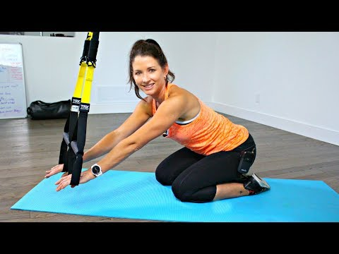 TRX STRENGTH & MOBILITY WORKOUT