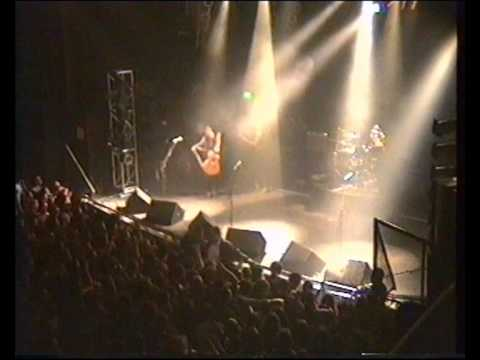 1994 12 15 New Model Army Londen The Forum Vhs