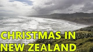 Christmas In New Zealand 2015 Auckland Pakuranga NZ
