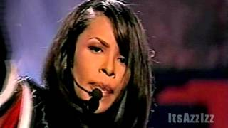 Aaliyah - Are You Ready (DIY Backing Vocals)