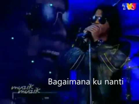 faizal-tahir-hanyut-acoustic-version-with-lyrics-zainal-hannan