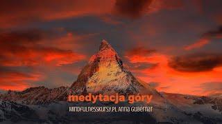 Mindfulness - medytacja góry