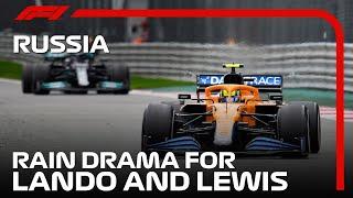 FULL RADIO: Hamilton And Norris' Dramatic Final Laps At Sochi | 2021 Russian Grand Prix