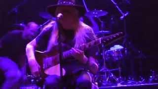 Johnny Winter - Burning Amp! Vienna 2009