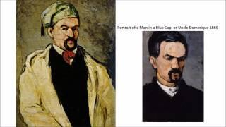 Paul Cezanne Part 1/4 Art Lecture by dr. christian conrad