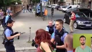 Die Wahrheit - Polizeiübergriff in Berlin 05.07.2014